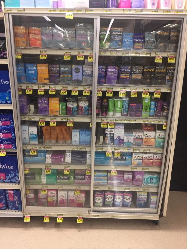 Many of us can relate to the unease that accompanies a first-time purchase  of condoms, tampons, pregnancy tests or lube. Coping strategies might  include ...